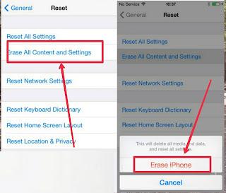 طريقة فرمتة الايباد iPad كيفية فرمتة و إعادة ضبط المصنع آيباد Hard Reset APPLE iPad