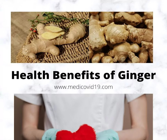 Super Health Benefits of Ginger for You