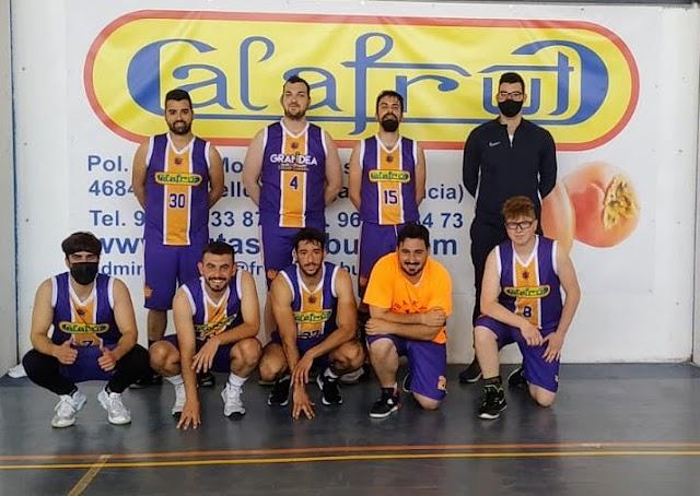 El Calafrut Bàsquet Benigànim ja ha reprès la competició amb els partits davant Ondara i Manuel
