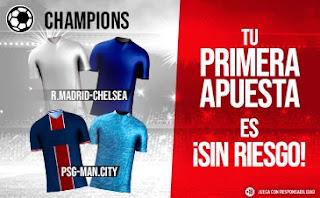marcaapuestas promo Champions 28-4-2021