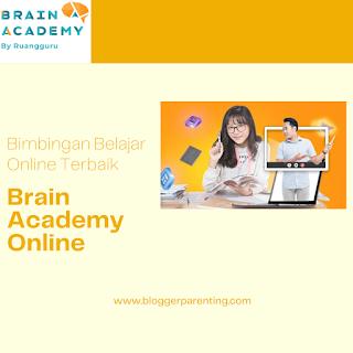 Bimbingan Belajar Online Terbaik