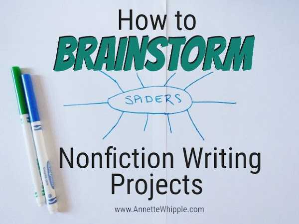 How to Brainstorm a Nonfiction Writing Project