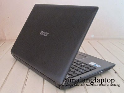 Laptop Second Acer 4741