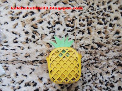 ananas çanta