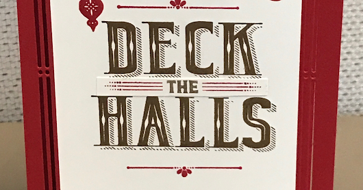 Card Share: Deck the Halls with Carols of Christmas