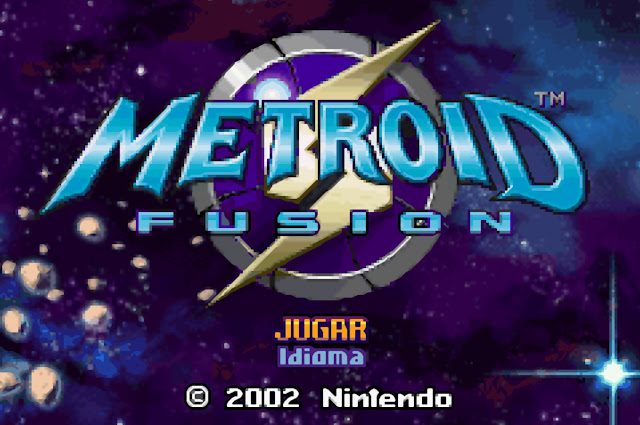 Metroid Fusion - Español - Captura 1