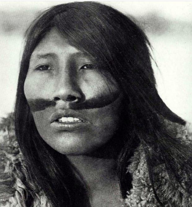 Los Selk'man pueblo originario del siglo XX de la isla Grande de Tierra del Fuego