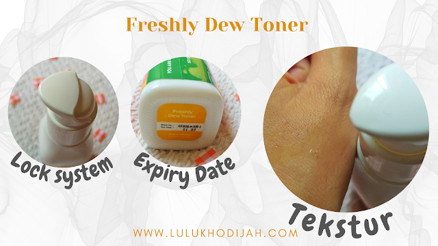 BASE Freshly Dew Toner Texture