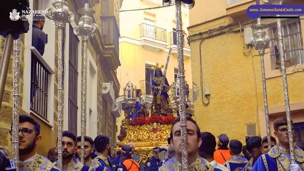 Trailer de Jabonería, la película que estrenará El Nazareno de Cádiz el Jueves Santo