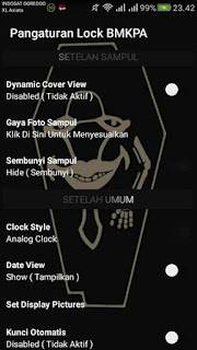 Free Download BBM Mod BMKPA Base v3.3.1.24 APK Terbaru, Gratis 2017