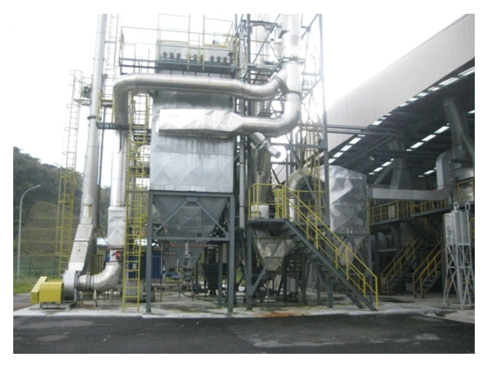Green & Blue Group: Incinerator for Municipal Solid Waste in
