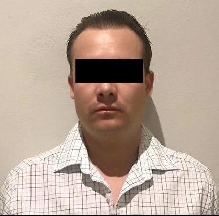 """Detienen a José Roberto Stolberg Becerra, """"La Barbie"""", líder de los Zetas y uno de los mas buscados en Tamaulipas"""