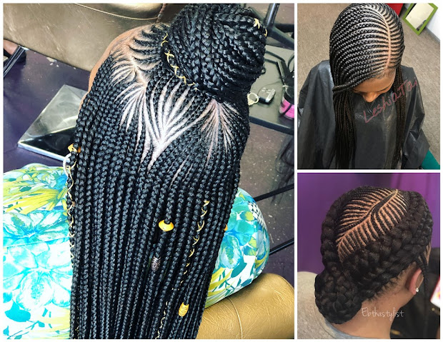 2019 braided hairstyles incredibly