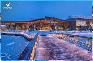 Center Parcs Winter Wonderland