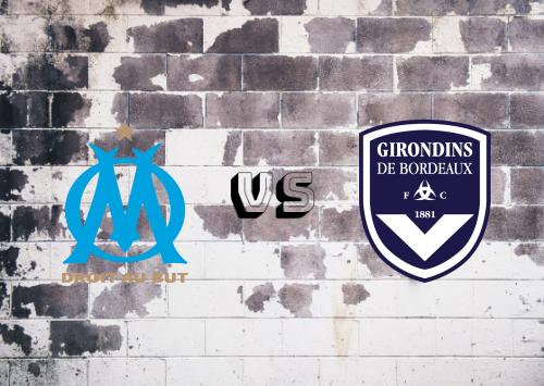 Olympique Marseille vs Bordeaux  Resumen