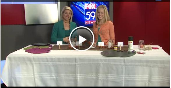 Last Minute Thanksgiving Table Decor Simply Designing on Fox59