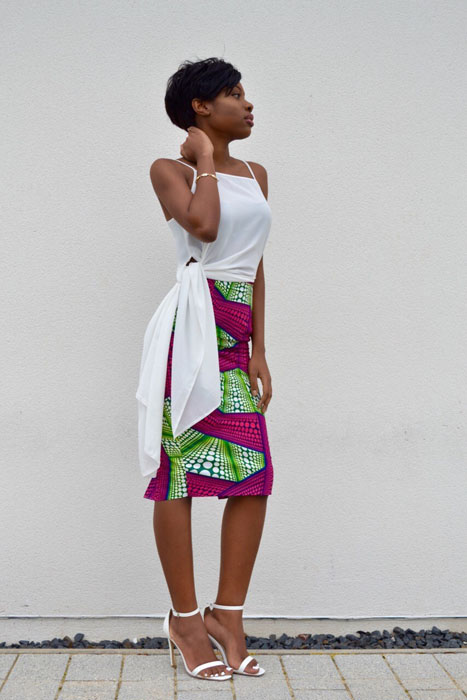 ankara skirt and blouse designs (2)