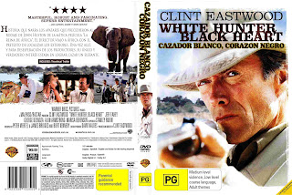 Carátula: Cazador blanco, corazón negro (1990) White Hunter, Black Heart