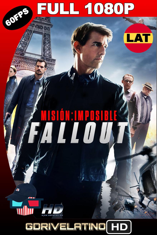 Misión Imposible: Fallout (IMAX) (2018) BDRip 1080p (60 FPS) Latino-Ingles MKV