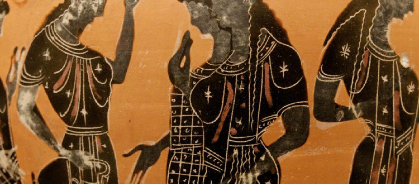 Η ερωτική ζωή των αρχαίων Ελληνίδων