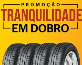 Promoção Pneus Continental 2017 Tranquilidade em Dobro
