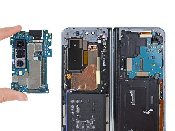 iFixit تفكك Galaxy Fold من جديد