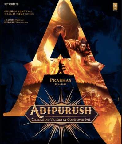 Adipurush Movie, Prabhas Movies