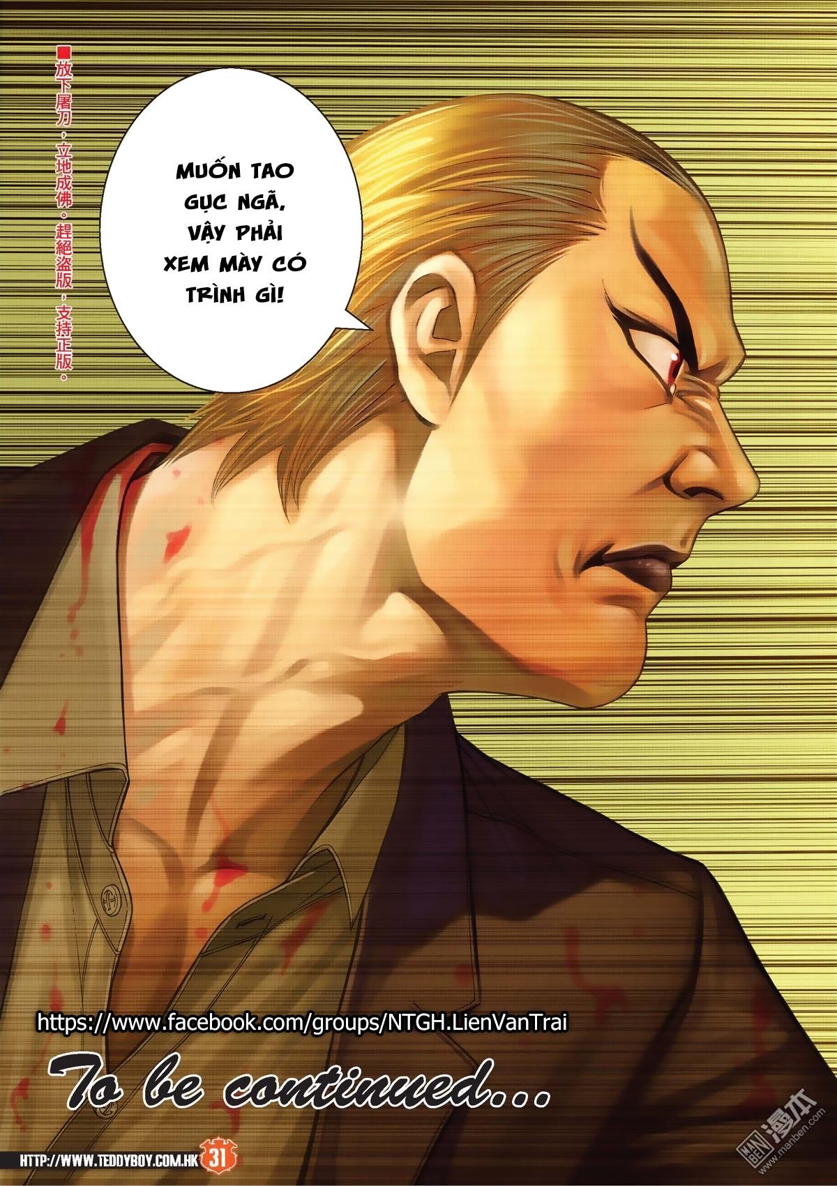Người Trong Giang Hồ RAW Chương 2032 - NhoTruyen.Net