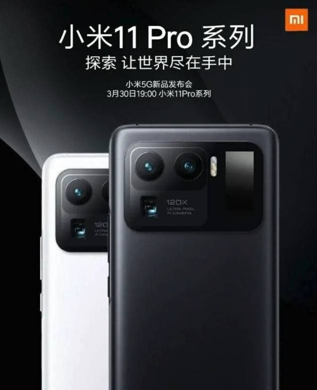 XIAOMI MI 11 PRO SERIES LAUNCH DATE LEAKED !! LAUNCHING ON MARCH 30