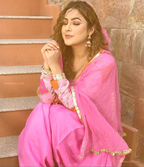 Shehnaz Kaur Gill Images, mobile wallpapers hd download, beautiful images heroines