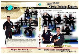 Advanced Self Defense Self Defense Set 3