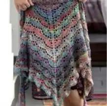Chal Namasté a Crochet