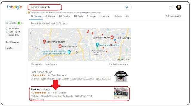 paket pembuatan website murah gratis google