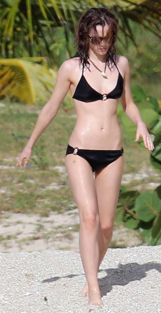 Emma Watson In 2 Piece - Indian Models  Actress-2068