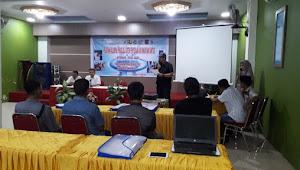 KP-SPAMS Di Wajo Diberi Pelatihan Oleh Program Pamsimas III. Begini Tujuannya