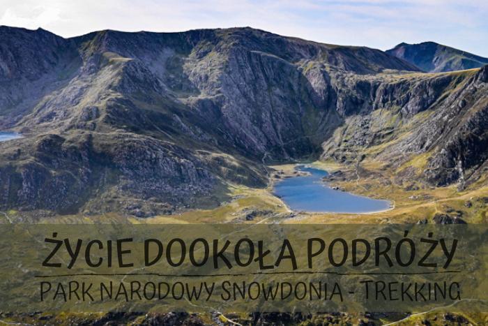 Park Narodowy Snowdonia - trekking przez Masyw Carneddau i nocleg na szczycie