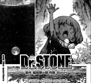 Update! Baca Manga Dr. Stone Chapter 194 Full Sub Indo