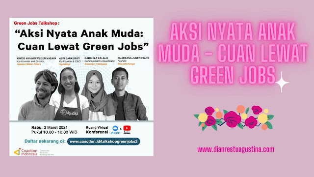 Cuan Lewat Green Jobs
