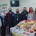 Cooperativas de Água Doce doam alimentos para famílias carentes
