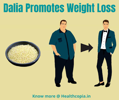 Benefits of Dalia (Broken Wheat)