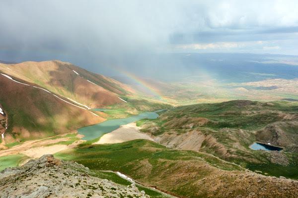 Арашанские озёра