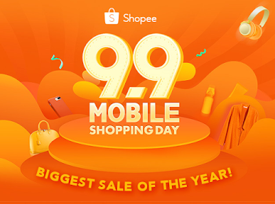 9.9 Super Shopping Day Shopee 2018