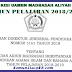 Kisi - Kisi UAMBN MA Tahun Ajaran 2018/2019