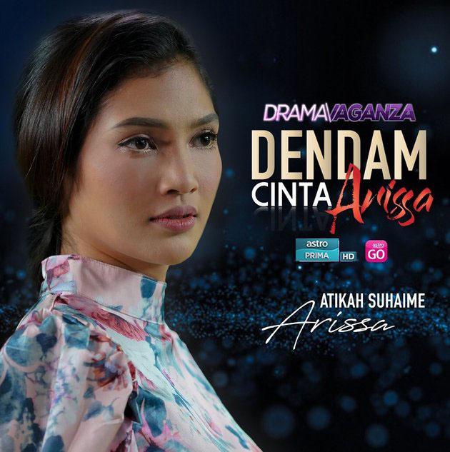 Drama Dendam Cinta Arissa Kini Bersambung Melalui Slot Tiara Di Astro Prima