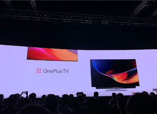 one plus ne launch kiya one plus 7T mobile or 55 inch ka smart one plus tv