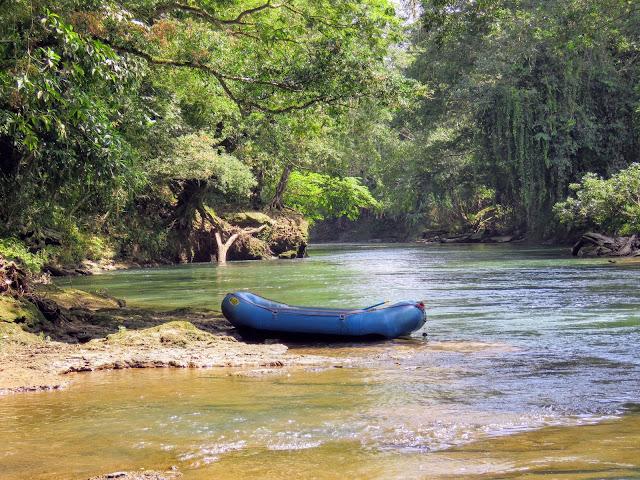 Costa Rica Itinerary: Rio Peñas Blanca River Safari