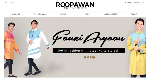 ROOPAWAN.COM ANJUR BAZAR JUALAN