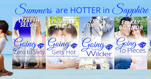 Summers are Hotter in Sapphire Falls - New #KindleWorld Releases