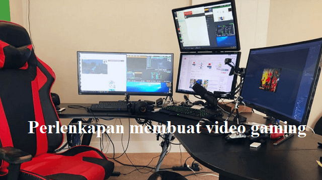 Cara Edit Video Gaming