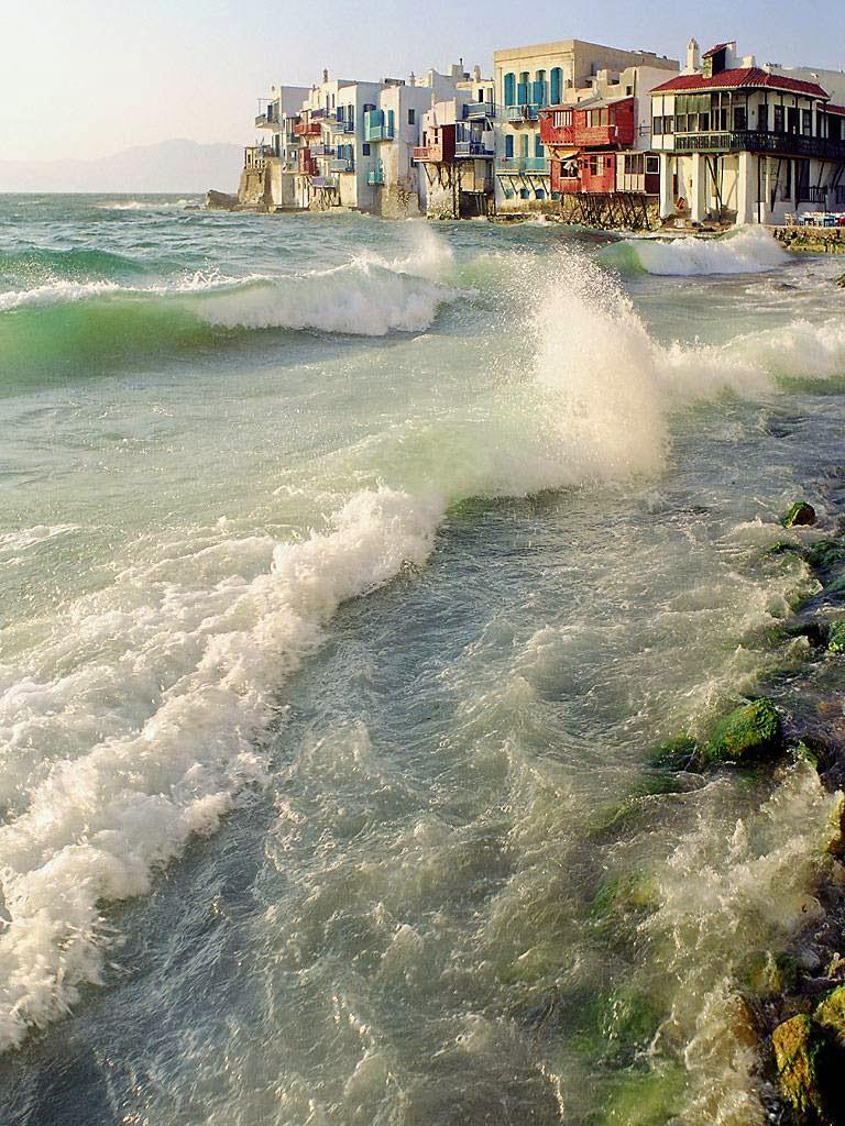 10 Hottest Summer Destinations In Europe   Little Venice - Mykonos, Greece